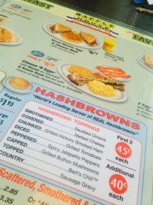 How do you like your hashbrowns?