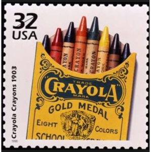 Who else loves to smell new crayons? {You may never read me again with all my oddities that I reveal to you, dear Reader.}